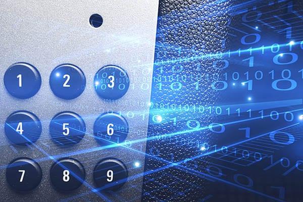 密碼保險櫃
