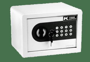 小尺寸保險箱 密碼保險箱 17AT 白色