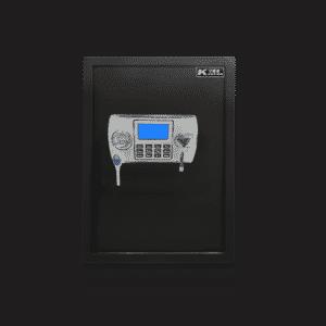 雙鑰匙款 - 密碼+鑰匙開啟
