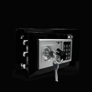 保險箱價格超優惠 20GBK 雙鑰匙 密碼+鑰匙開啟