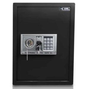 保險箱推薦 50EAK 黑 雙鑰匙 雙層空間 保險箱哪裡買?