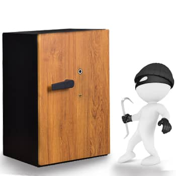 55CRN-FD 指紋保險箱